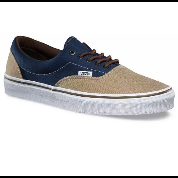 blue and khaki vans \u003e Clearance shop